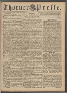 Thorner Presse 1892, Jg. X, Nro. 286 + Beilage