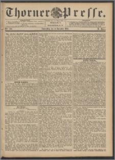 Thorner Presse 1892, Jg. X, Nro. 288 + Beilage