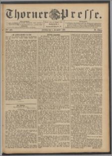 Thorner Presse 1892, Jg. X, Nro. 289