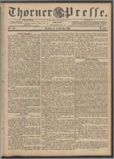 Thorner Presse 1892, Jg. X, Nro. 292 + Beilage