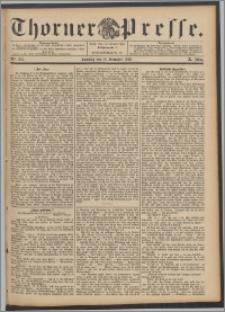 Thorner Presse 1892, Jg. X, Nro. 297 +1. Beilage, 2. Beilage