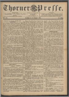 Thorner Presse 1892, Jg. X, Nro. 298 + Beilage
