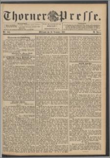 Thorner Presse 1892, Jg. X, Nro. 304