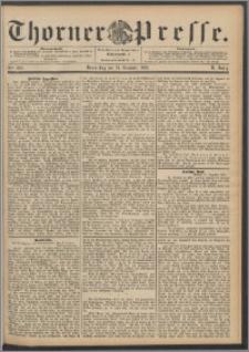 Thorner Presse 1892, Jg. X, Nro. 305