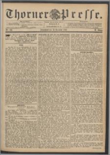 Thorner Presse 1892, Jg. X, Nro. 307
