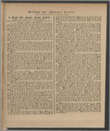 Thorner Presse: 4 Klasse 186. Königl. Preuß. Lotterie 30 Mai 1892 12. Tag