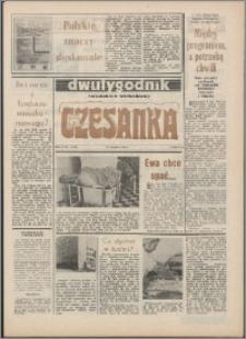 Czesanka : dwutygodnik toruńskich włókniarzy 1981, R. 4 nr 17