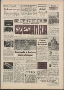 Czesanka : dwutygodnik toruńskich włókniarzy 1981, R. 4 nr 21