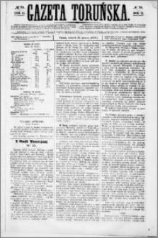 Gazeta Toruńska 1868.03.24, R. 2 nr 70