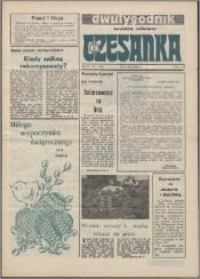 Czesanka : dwutygodnik toruńskich włókniarzy 1984, R. 6 nr 7 (132)