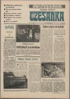 Czesanka : dwutygodnik toruńskich włókniarzy 1984, R. 6 nr 15 (140)