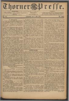 Thorner Presse 1893, Jg. XI, Nro. 106