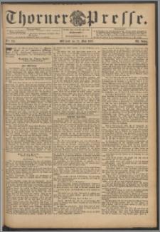 Thorner Presse 1893, Jg. XI, Nro. 125 + Beilage