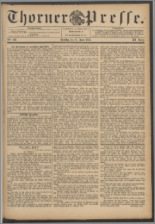 Thorner Presse 1893, Jg. XI, Nro. 130