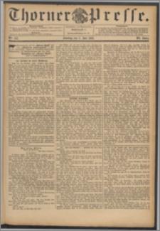 Thorner Presse 1893, Jg. XI, Nro. 153 + Beilage