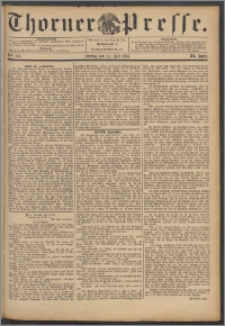 Thorner Presse 1893, Jg. XI, Nro. 163