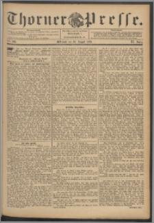 Thorner Presse 1893, Jg. XI, Nro. 203
