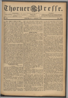 Thorner Presse 1893, Jg. XI, Nro. 210