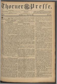Thorner Presse 1893, Jg. XI, Nro. 260