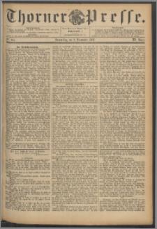 Thorner Presse 1893, Jg. XI, Nro. 264