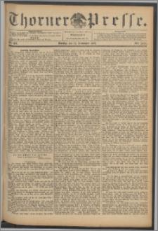 Thorner Presse 1893, Jg. XI, Nro. 268