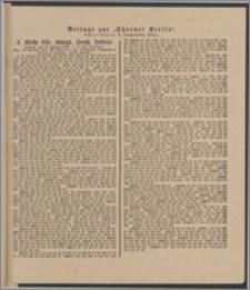 Thorner Presse: 2 Klasse 188. Königl. Preuß. Lotterie 16 Februar 1893 3. Tag