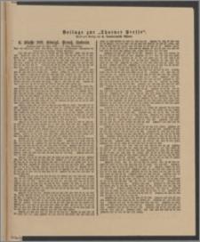 Thorner Presse: 4 Klasse 188. Königl. Preuß. Lotterie 16 Mai 1893 8. Tag