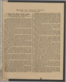 Thorner Presse: 4 Klasse 188. Königl. Preuß. Lotterie 18 Mai 1893 10. Tag