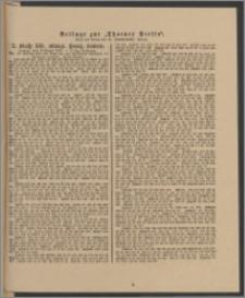 Thorner Presse: 2 Klasse 189. Königl. Preuß. Lotterie 8 August 1893 2. Tag