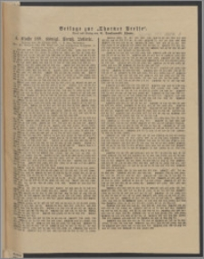 Thorner Presse: 4 Klasse 189. Königl. Preuß. Lotterie 18 Oktober 1893 1. Tag