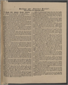 Thorner Presse: 4 Klasse 189. Königl. Preuß. Lotterie 9 November 1893 19. Tag