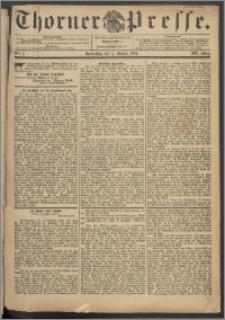 Thorner Presse 1894, Jg. XII, Nro. 2
