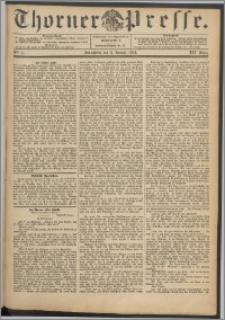 Thorner Presse 1894, Jg. XII, Nro. 4