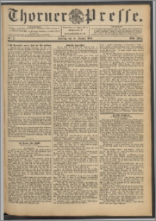 Thorner Presse 1894, Jg. XII, Nro. 11 + Beilage