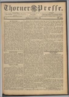 Thorner Presse 1894, Jg. XII, Nro. 17 + Beilage