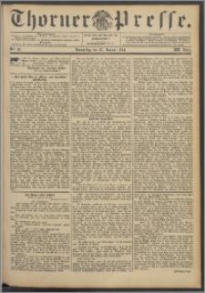 Thorner Presse 1894, Jg. XII, Nro. 20