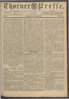 Thorner Presse 1894, Jg. XII, Nro. 24 + Extrablatt
