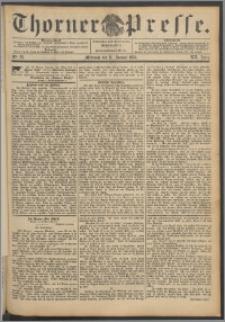 Thorner Presse 1894, Jg. XII, Nro. 25