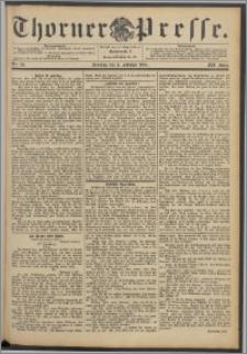 Thorner Presse 1894, Jg. XII, Nro. 29 + Beilage