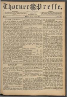 Thorner Presse 1894, Jg. XII, Nro. 31