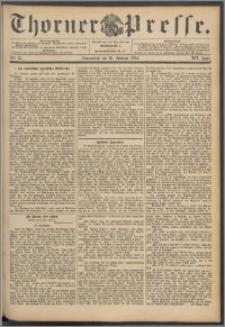 Thorner Presse 1894, Jg. XII, Nro. 34
