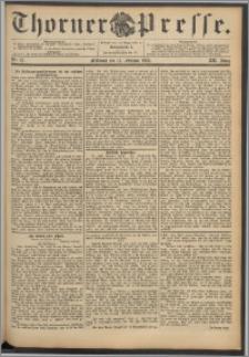 Thorner Presse 1894, Jg. XII, Nro. 37