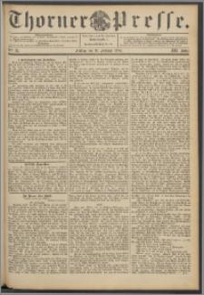 Thorner Presse 1894, Jg. XII, Nro. 39