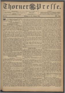 Thorner Presse 1894, Jg. XII, Nro. 49
