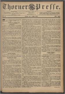 Thorner Presse 1894, Jg. XII, Nro. 51 + Beilage