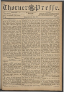Thorner Presse 1894, Jg. XII, Nro. 52