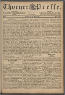 Thorner Presse 1894, Jg. XII, Nro. 58