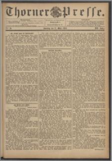 Thorner Presse 1894, Jg. XII, Nro. 59 + Beilage