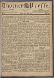 Thorner Presse 1894, Jg. XII, Nro. 65 + 1. Beilage, 2. Beilage