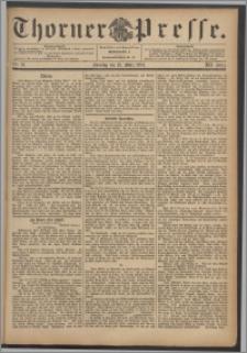 Thorner Presse 1894, Jg. XII, Nro. 70 + Beilage